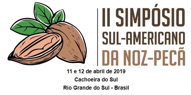 II Simósio Sul-Americano da Noz-pecã